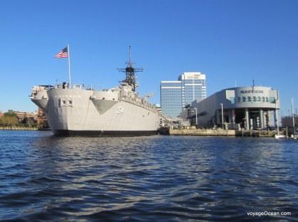 L'arsenal naval américain