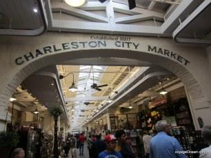 Visite du City Market