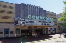 Sortie au cinéma Commodore
