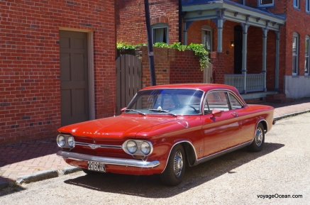 Chevrolet Corvair!
