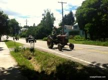 Balade de tracteurs!