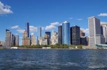 Passage par New York, un moment significatif de notre voyage