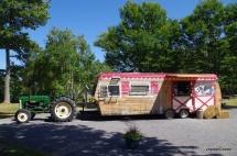 Un beau shack à patates