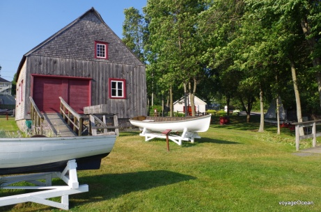 Parc maritime de St-Laurent